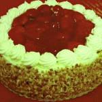 Strawberry Gateaux
